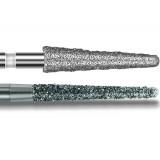 F0199-012 Fresa Fg Diamante 6u.