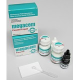 Megacem Cemento Glassionomero 20 Grs + 10 Ml