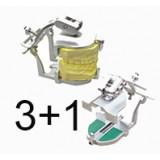 Oferta 3+1 Articulador Nuevo Modelo Jt-44