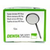 Espejos dentales Nº5 Normales / Rodio [DENTAFLUX]