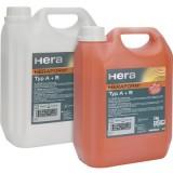Heraform Blanco+naranja A+b 1kg.