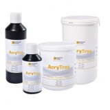 Resina autopolimerizable Acry tray Polvo/Líquido (Monomero/Polimero) [RUTHINIUM]