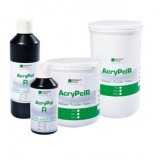 Resina termopolimerizable Acry Pol R Polvo/Líquido (Monomero/Polimero) [RUTHINIUM]