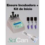 Ensure Incubadora + Kit Inicial (25 indicadores biologicos)