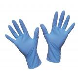Guantes de Latex de Alta Protección Azul [SINTOMED]