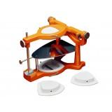 Articulador para prótesis balanceadas [MESTRA]
